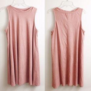 💲⬇️Dusty Rose Swing Dress Medium